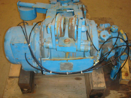 2 Ton, Yale, Cable, Air Operated,'80s
