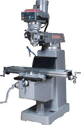 Clausing 400EVS08 Tbl 10 x50 ,35 X16 x16 ,3hp,Spindle 50-5000rpm,(Oth sizes available)